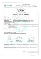 تقرير تحديد طراز منتجات EPS