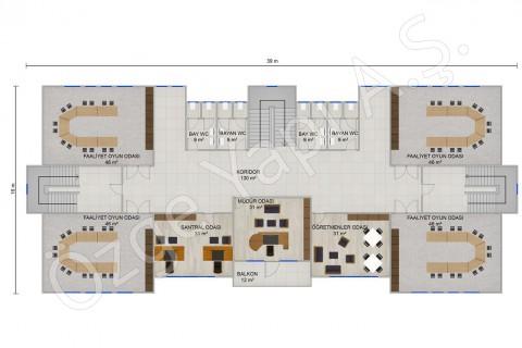 الروضة 1166 مترًا مربعًا - المشاريع النموذجية