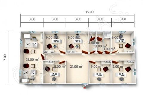 BKO 105 m2
