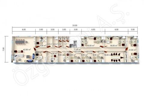 BKO 273 m2 - المشاريع النموذجية
