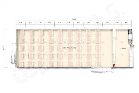 BKY 864 m2 - المخططات