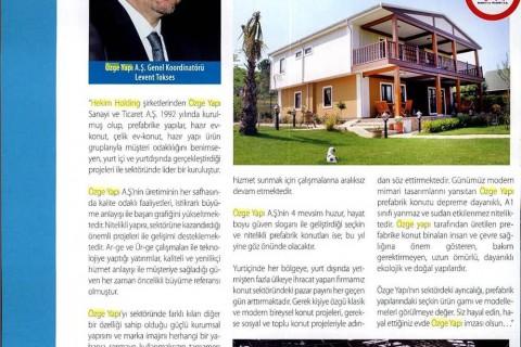 Yapı Magazin مجلة