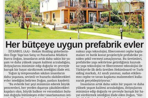 Ankara Son Söz صحيفة