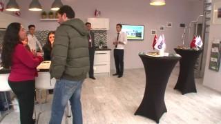 برنامج أخبار المعرض ÜlkeTV (معرض البناء 2014)
