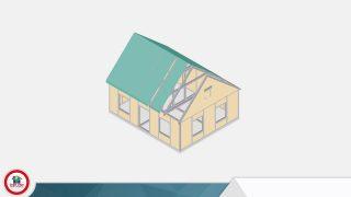 منزل الجاهزة كم يستغرق إنشاء البيت مسبق الصنع؟