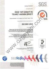 شهادة ISO 9001 UKAS